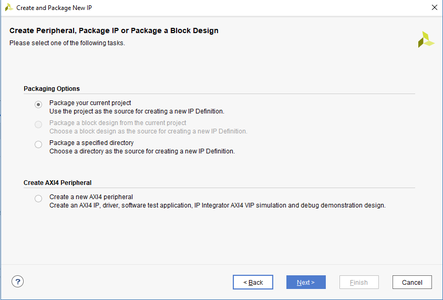 Packaging VGA Driver IP