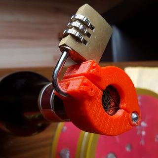 Beer Bottle Lock