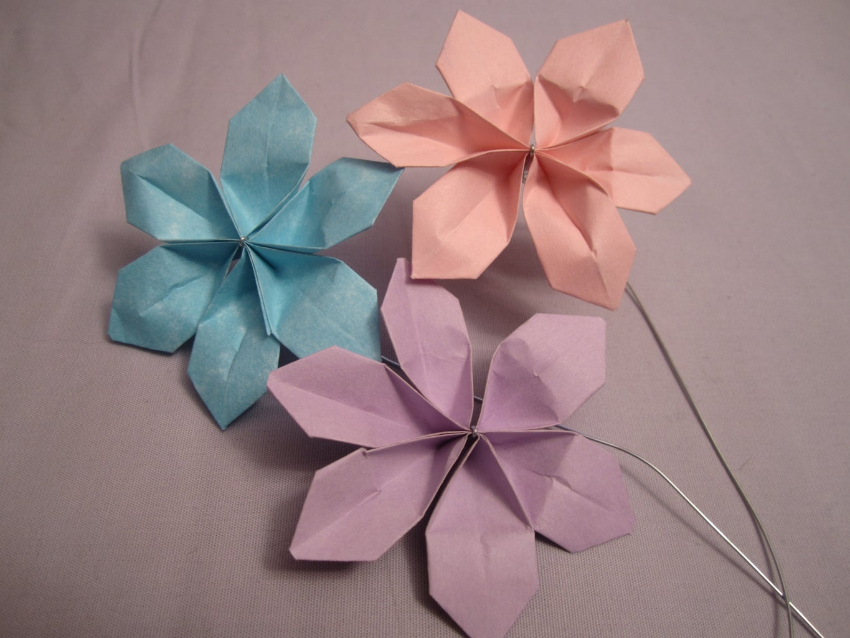 Super Easy Paper Flowers for $2!