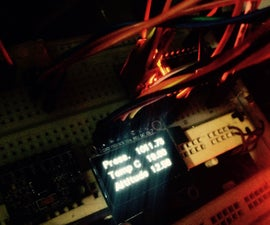 Arduino Altimeter Using BMP and SPI or I2C OLED