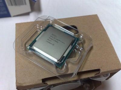 Optional: Replacing CPU