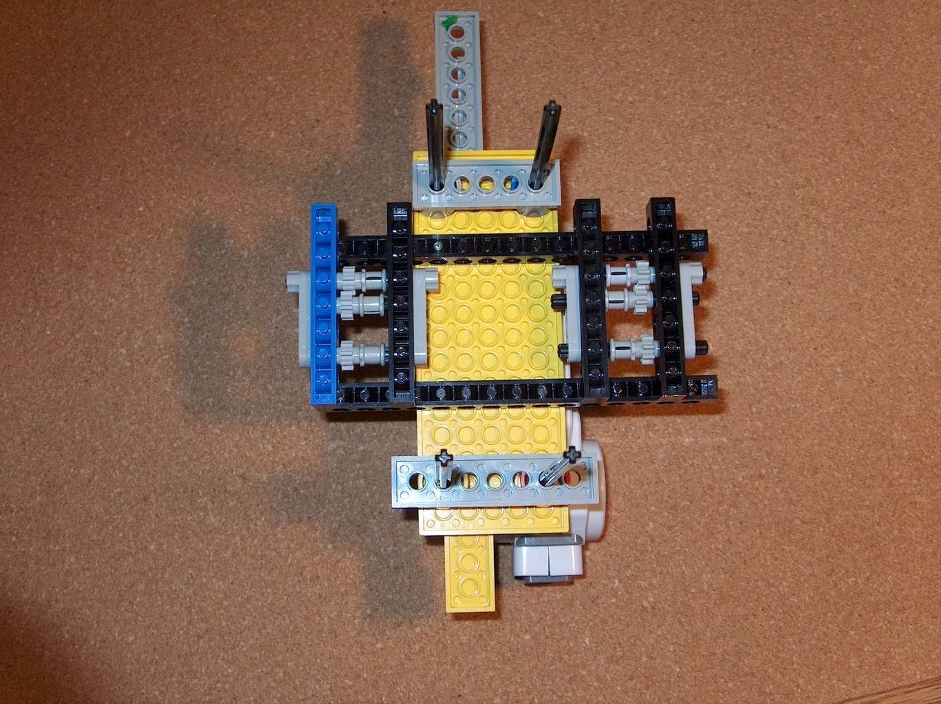 Build R-Z Module 1 Aka Move in and Out Thingie