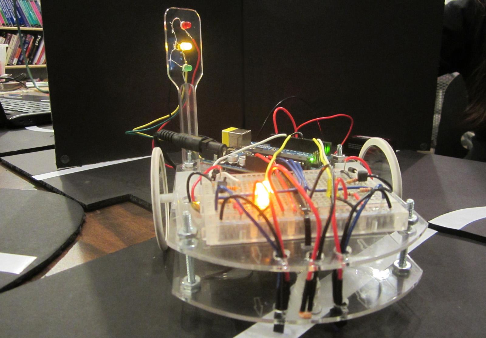 Arduino Traffic Light for Beginners