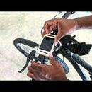 Easy DIY Universal Smartphone Bike mount iPhone 6 iphone 6 plus
