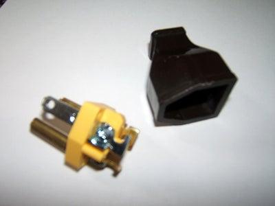 Make the Plug Bracket.