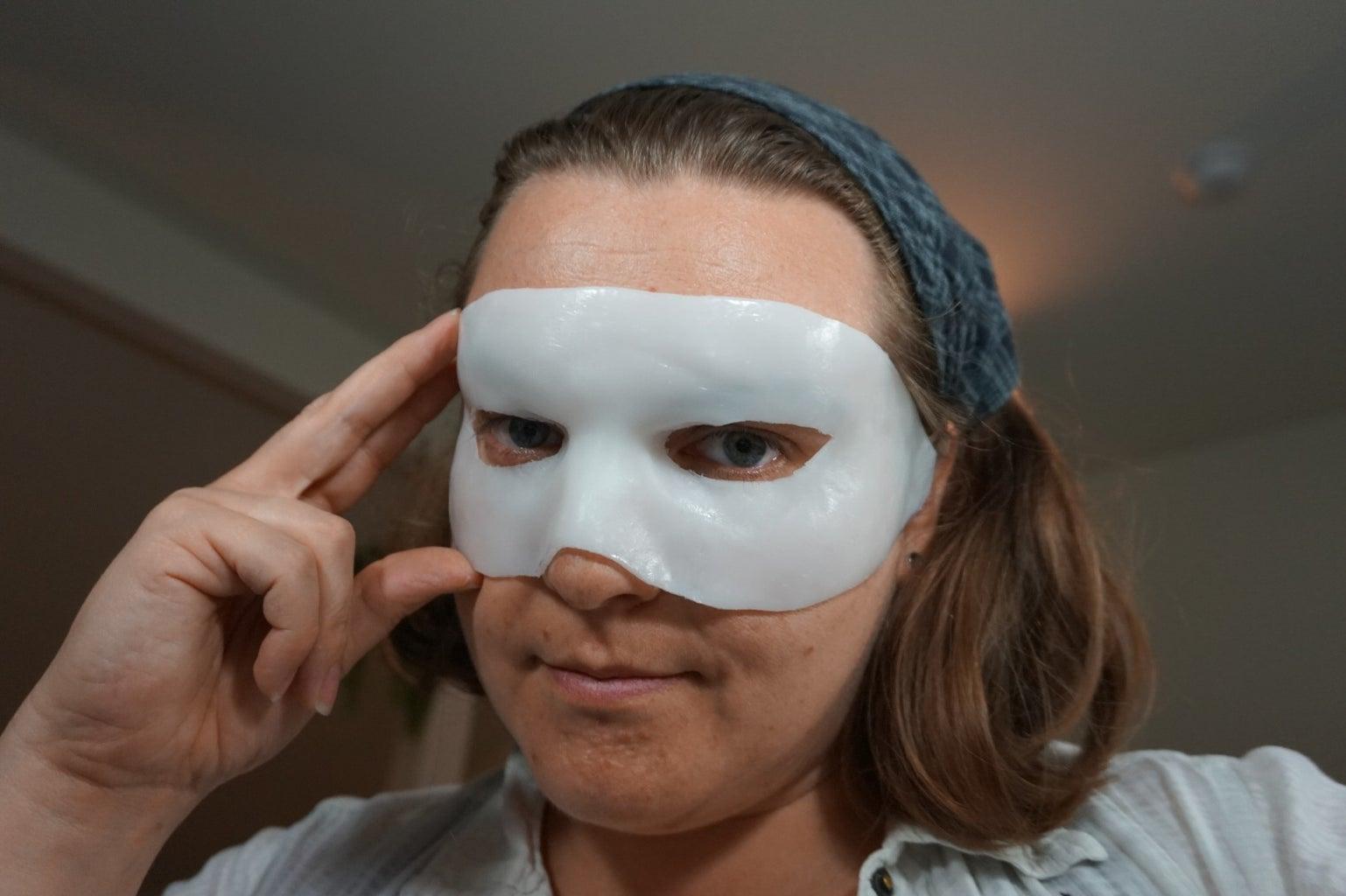 Shaping the Mask Base