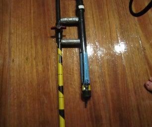 PVC Air Gun 1.0 Cal