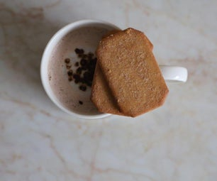 Simple Winter Hot Chocolate With Mods...