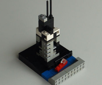 How To Build S.N.O.T Method With Lego