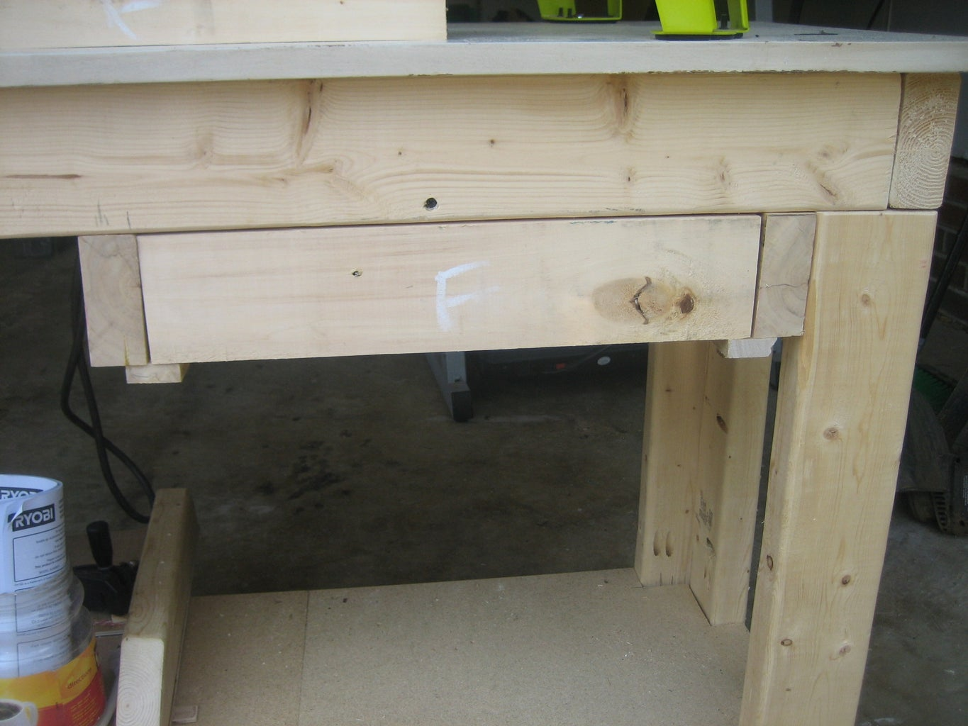 DRAWER PIECES