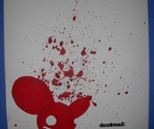 Deadmau5 Painting/Poster