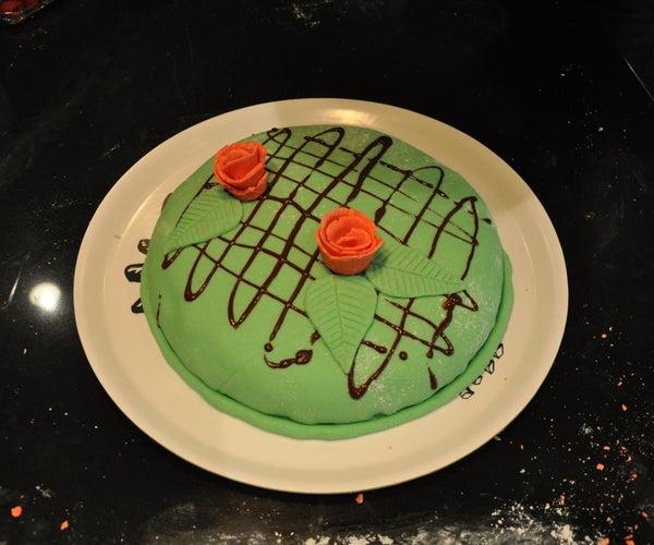 The Best Swedish Princess Cake