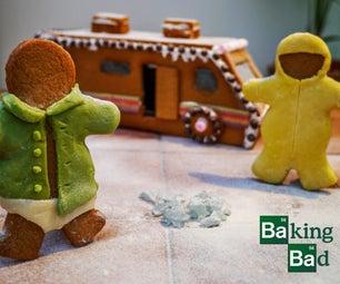 Breaking Bad Gingerbread RV