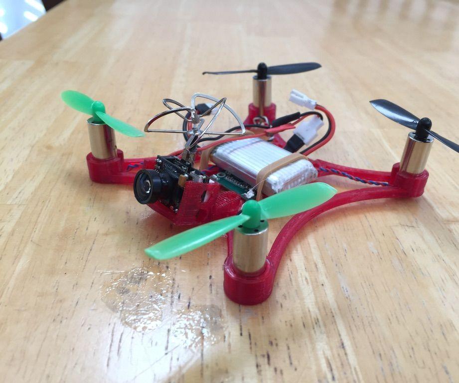 Cheap 105 Micro Quadcopter