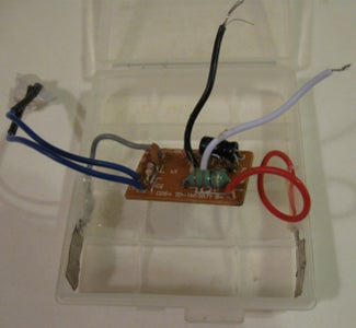 Placing the Circuit in a New Enclosure