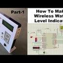 Wireless Water Level Indicator