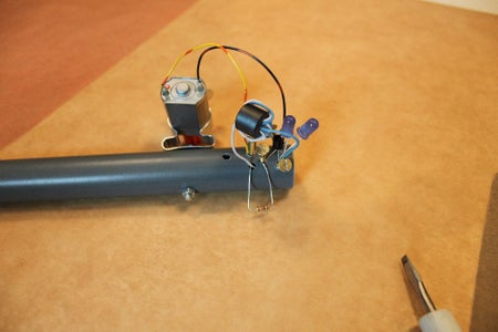 The Generator Joule Thief (2): Electrical Connections