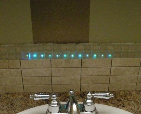 LED Glass Tiles
