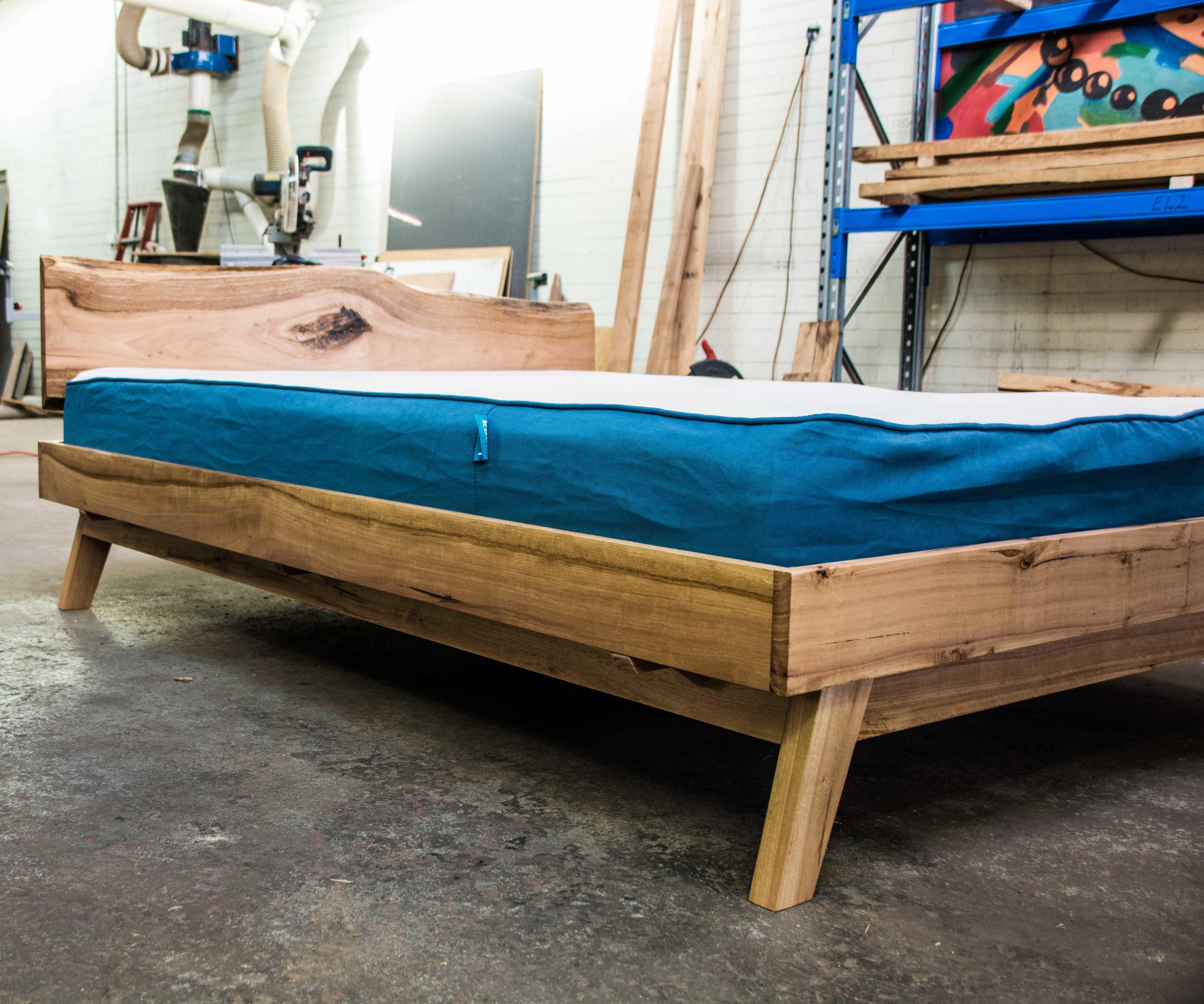 Queen Size Platform Bed