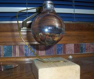 Light Bulb Shrimp Aquarium