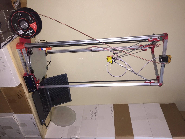 Kit #3: He3D DLT-600 A.k.a. He3D Delta Mega...