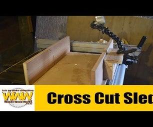 Cross Cut Sled