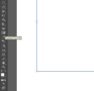 Step 2: Click the Gradient Tool