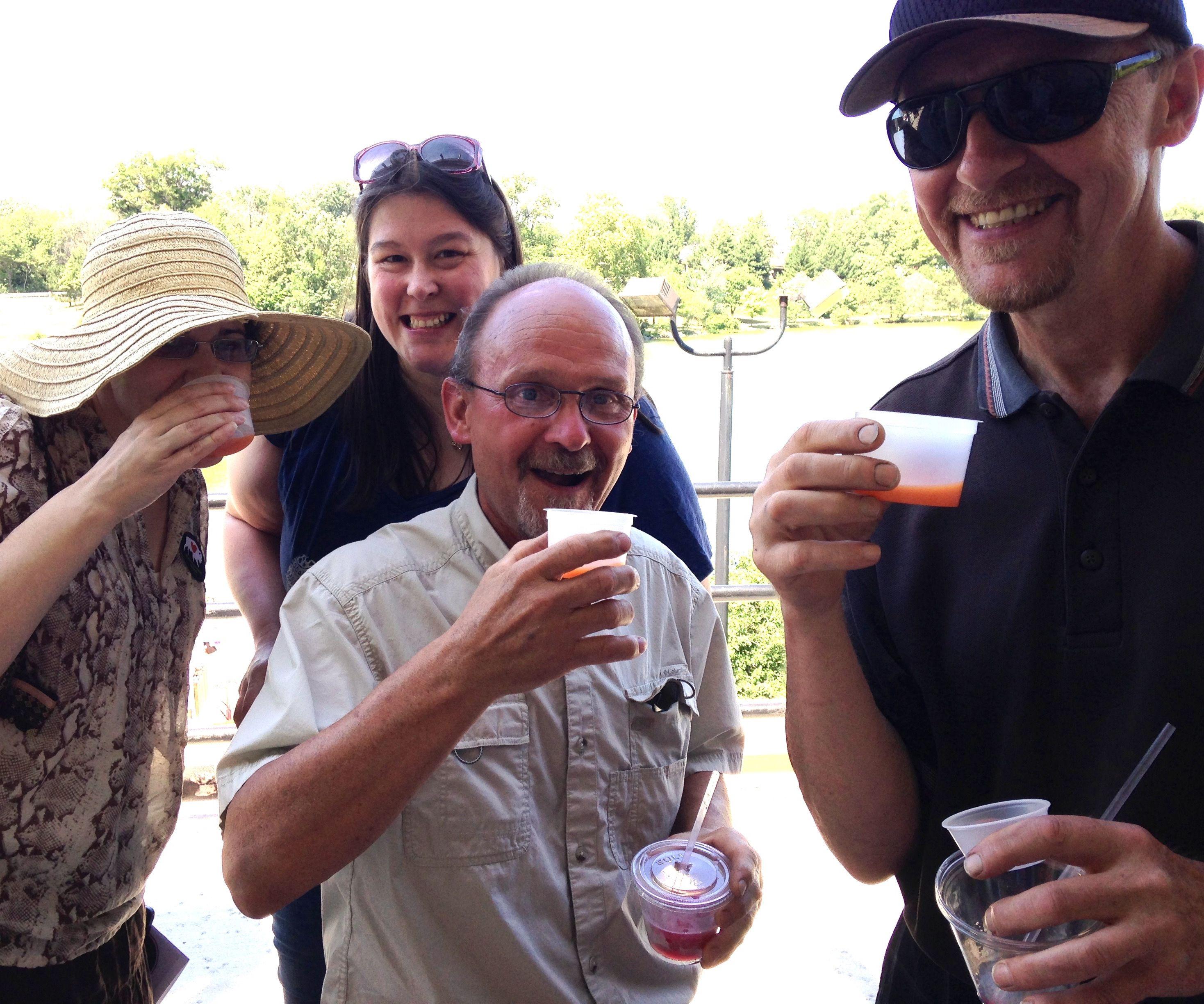 Fermented Vegetable Juice - the Next, Next Fermentable