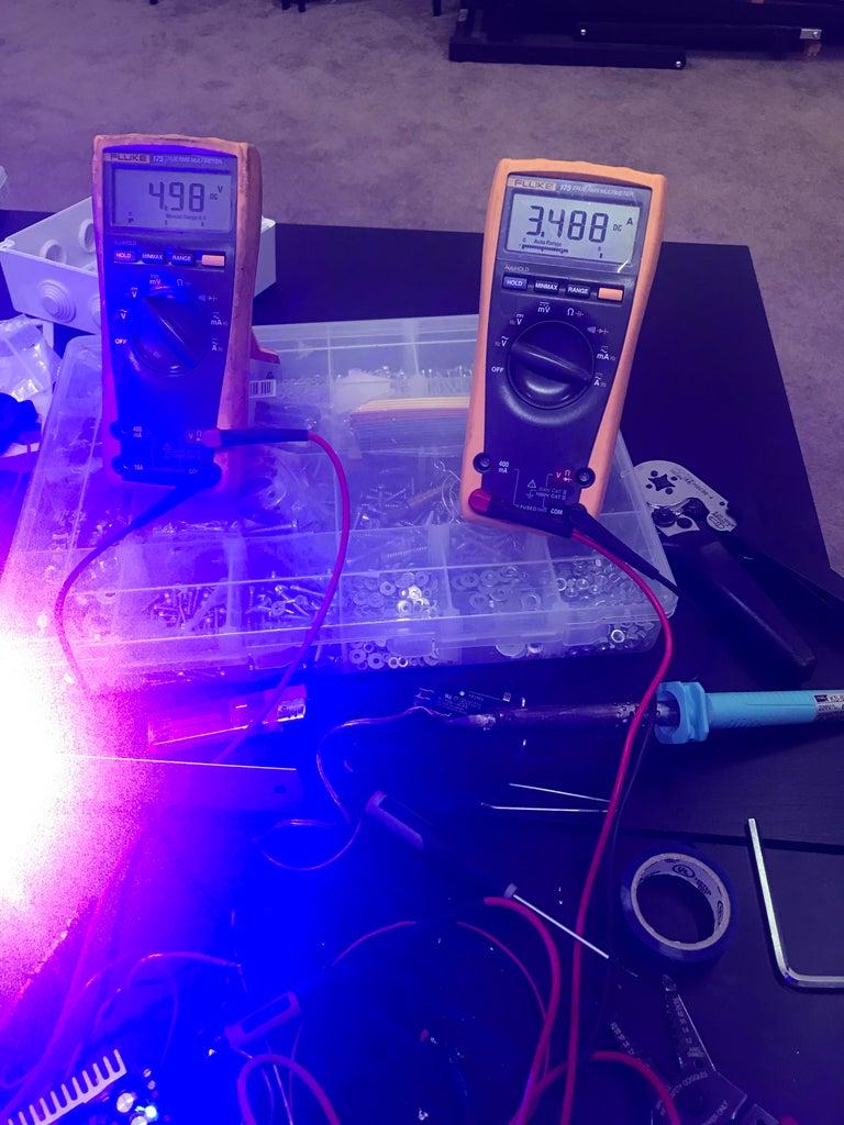 10 Watt Endurance Laser Module Power Improvement