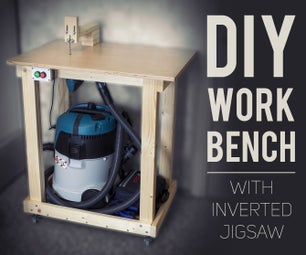 DIY Small/Portable/Convenient Workbench