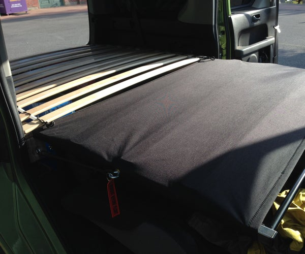 Folding Bed for Car Camping
