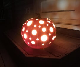 Holey JackOLantern