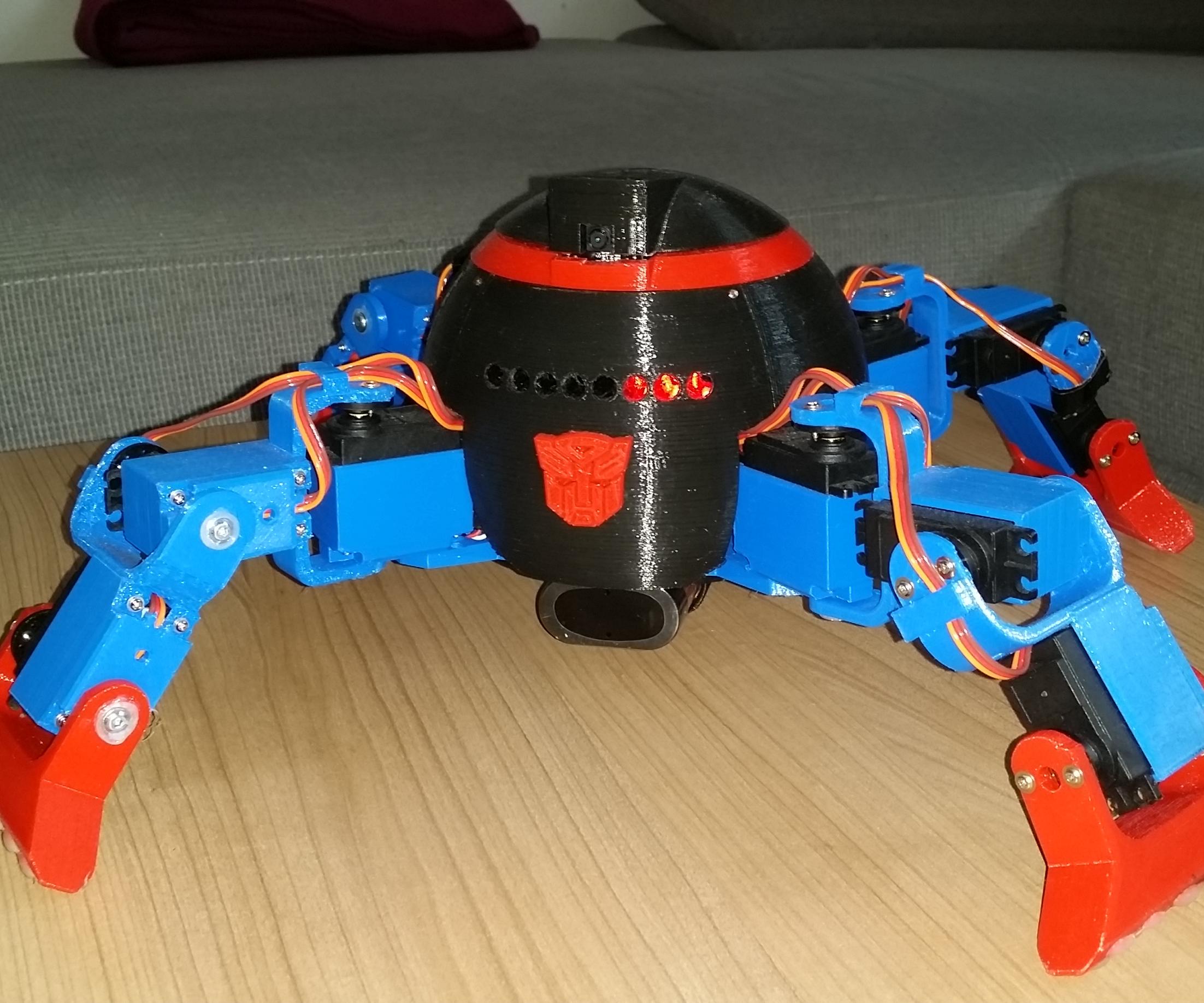 Quadbot for 250€