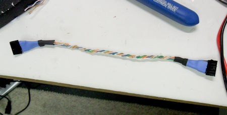 Custom Header Connector Cable
