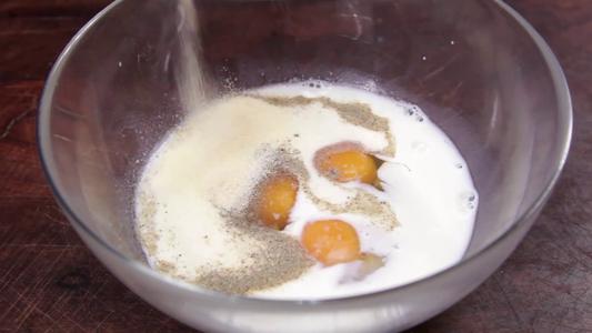 Egg Mix.