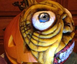 Mutant Mask Pumpkin