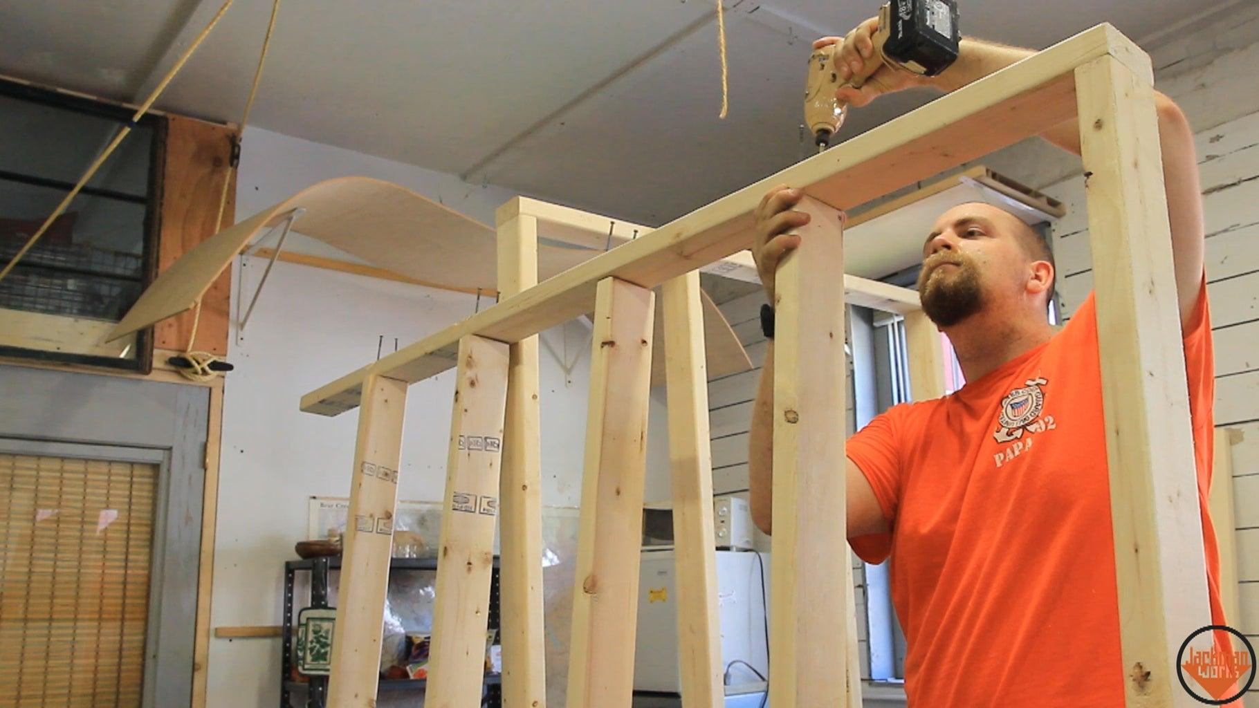 Building & Installing Loft