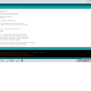 Burning Atmega328-pu and Atmega328p-pu Bootloader
