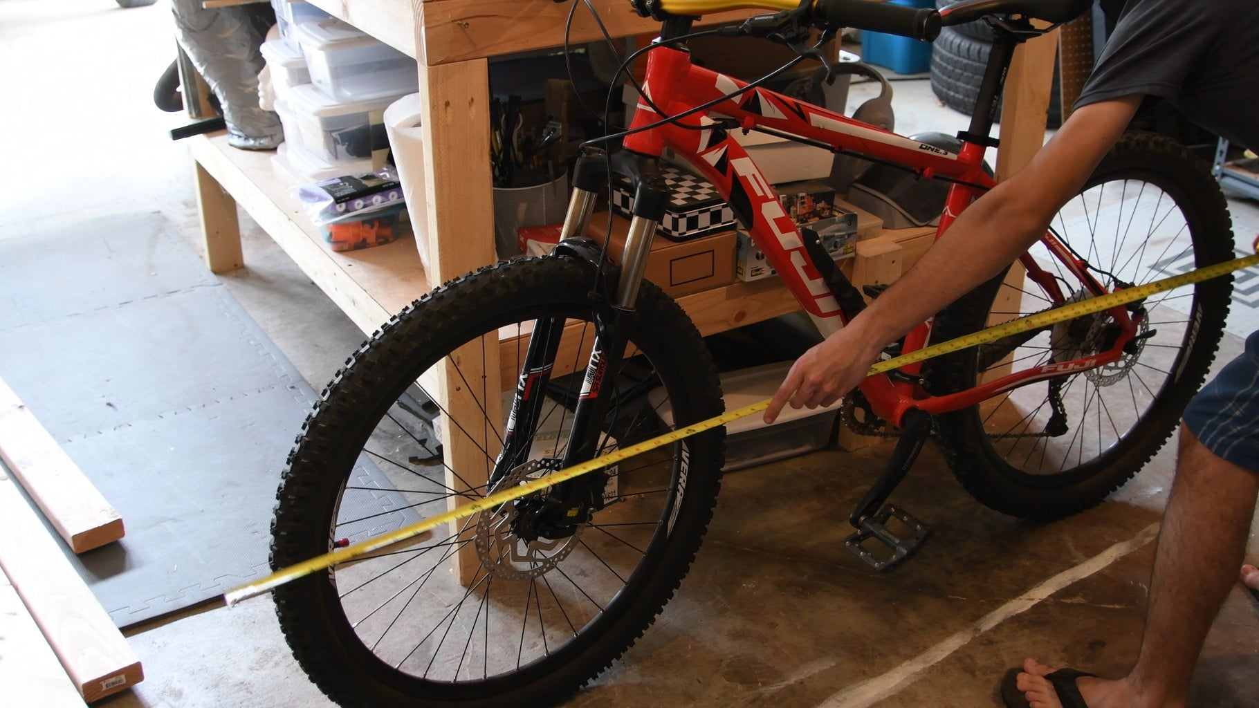 Measure Your Bike