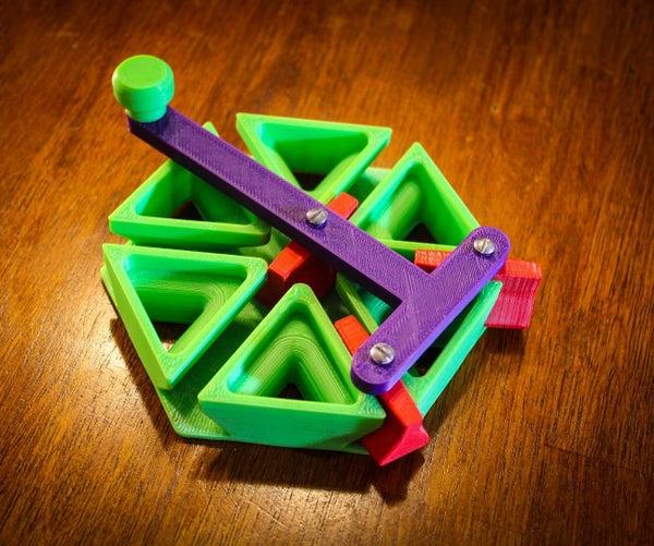 Trammel of Archimedes - 3D Print