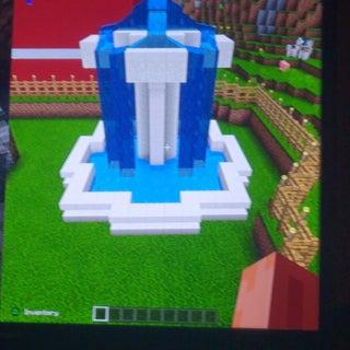 Minecraft Luxury Fountain