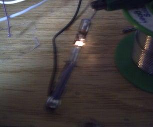 ARC Tube Experiments!     Mini 2w Arctube