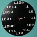 Analog Binary Clock