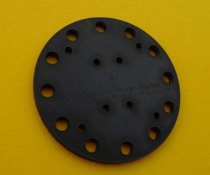 CountClock Protective Template Design