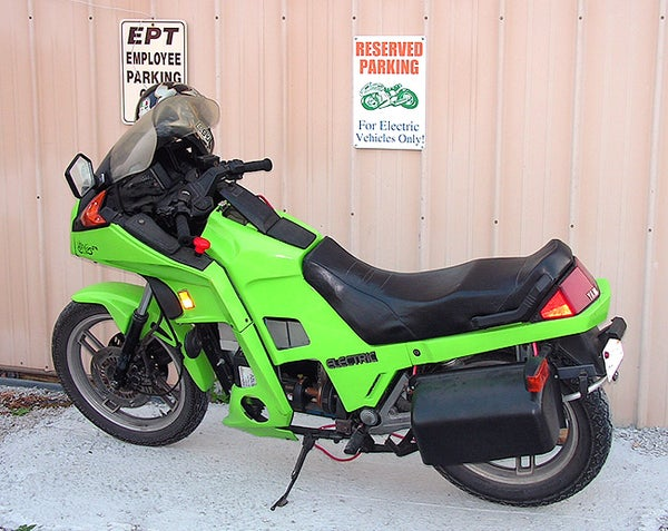 How to Build a 96-Volt Electric Motorcycle
