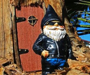 Hobbit / Gnome Hole Door