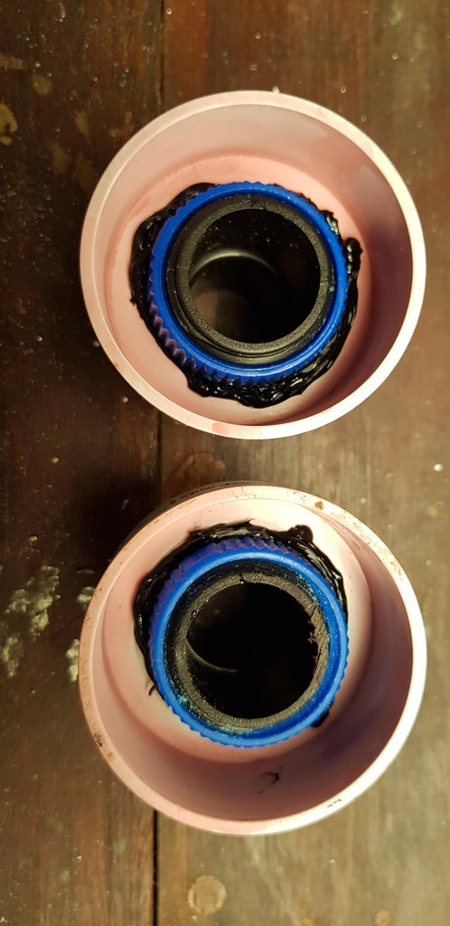 Starting the Build - Hose Connectors