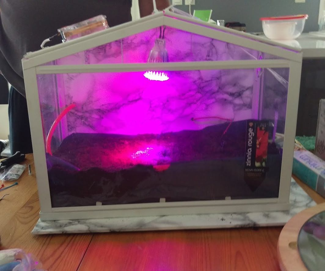 Automated FARM arduino (fan,lights,water pump)