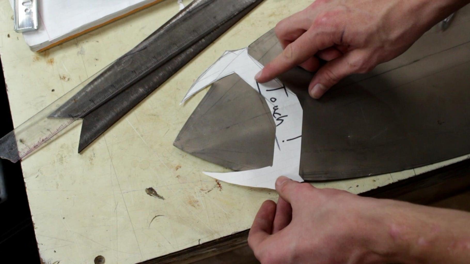 Side Blades