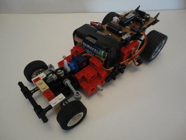 R/C Lego Car